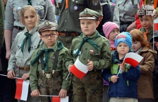 Obchody �wi�ta Konstytucji 3 Maja w Rybniku