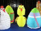 DK Niewiadom: origami na Wielkanoc