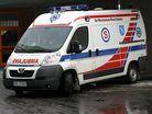 Radlin: groźny wypadek. 12-latka trafiła do szpitala