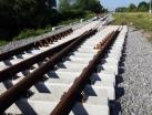 Utrudnienia na przeje�dzie kolejowym w Be�sznicy