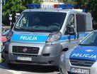 Pościg policjantów za złodziejem paliwa