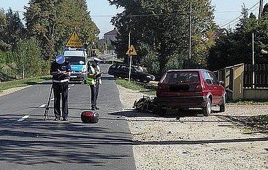 sobotę doszło do dwóch groźnych wypadków drogowych z udziałem motocyklistów