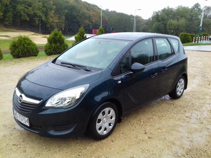 Opel Meriva-ogłoszenie prywatne