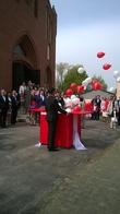 Nowa atrakcja weselna - balony z helem. Zrób niespodziankę