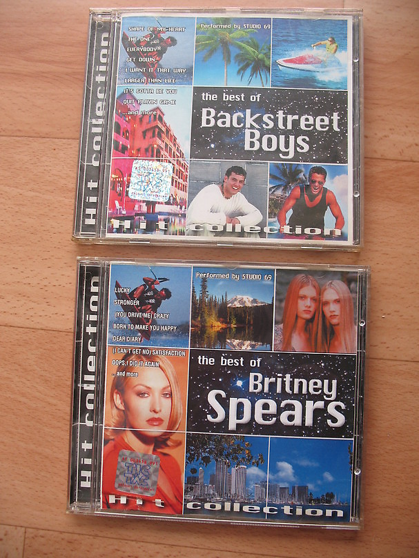 Płyty CD Hit Collection