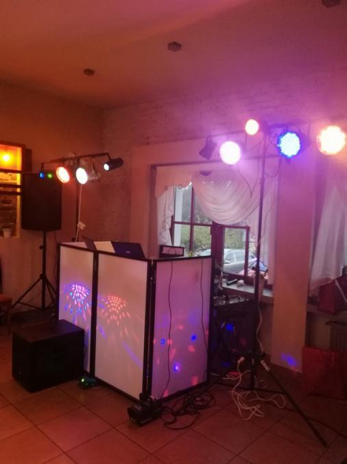 DJ/ Muzyczna oprawa imprez