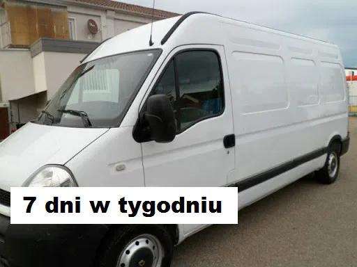 Tani Transport Przeprowadzki  Utylizacja Dowóz Przewóz