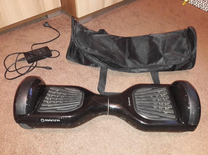 Hoverboard Manta