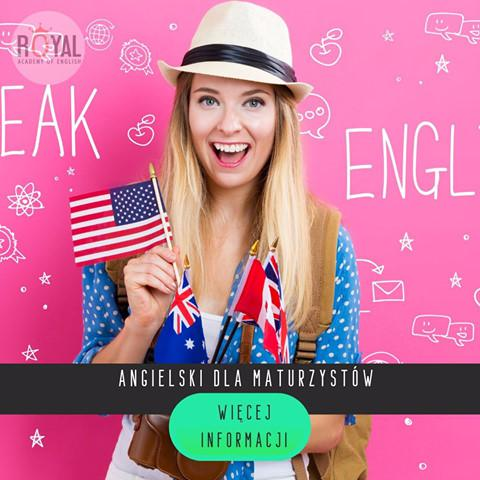 Angielski - kurs maturalny !