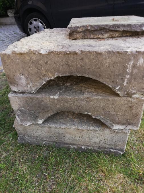płyty betonowe odpływowe