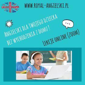 Angielski dla dzieci - online (zoom)