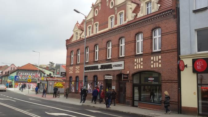 Lokal ścisłe centrum Rybnika 70m2