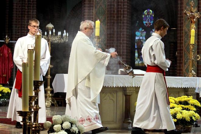 Ks. Franciszek Musioł odchodzi na emeryturę