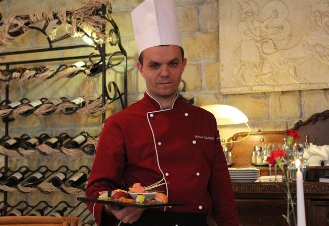 Szef kuchni - Mariusz Chwaliński