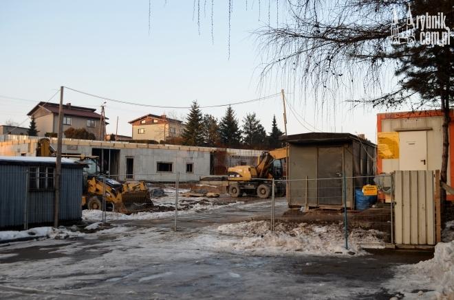 Wizyta CBA w Świerklanach ma związek z budową nowego urzędu gminy