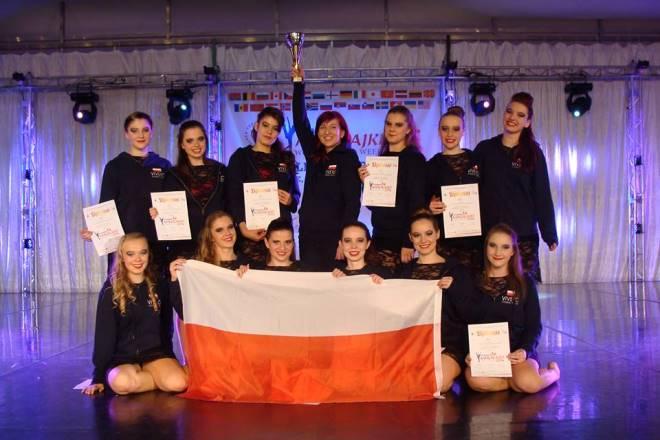 Tancerki z Vivero są Mistrzyniami Polski!
