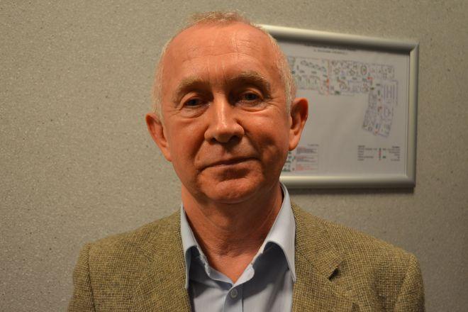 Stefan Andrzej Dąbkowski jest 6 kandydatem na prezydenta Rybnika