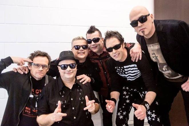 Na zdjęciu: zespół Big Cyc