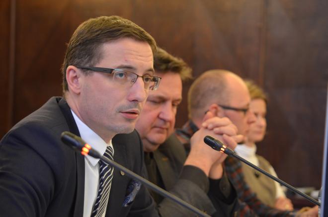 Prezydent Piotr Kuczera przedstawił budżet na 2016 rok