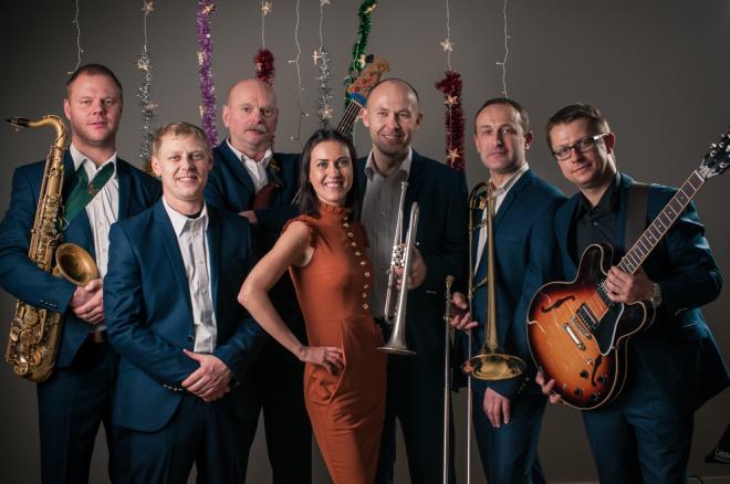Na zdjęciu: zespół DixXband z Litwy
