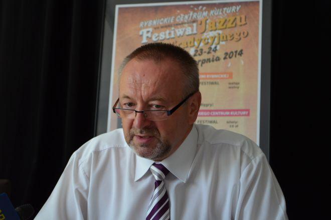 Dyrektor RCK - Adam Świerczyna ogłosił konkurs na nowe logo. Dlaczego?