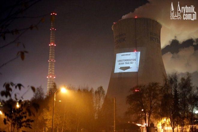 W ubiegłym roku do Rybnika przyjechali aktywiści Greenpeace. Sprzeciwiali się dalszemu truciu środowiska. Czy mieli rację?