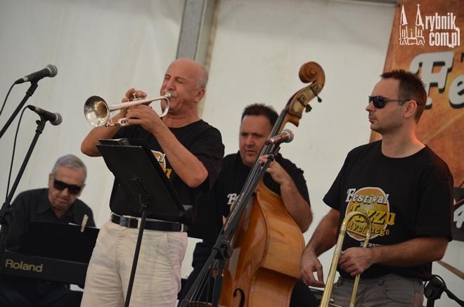 Jako pierwsi zagrali muzycy South Silesian Brass Band