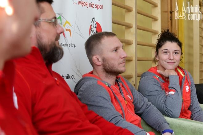 Start w Igrzyskach Olimpijskich w Rio ma zapewniony Katarzyna Kłys