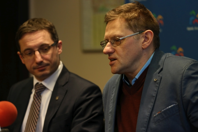Na zdjęciu prof. Zbigniew Kadłubek