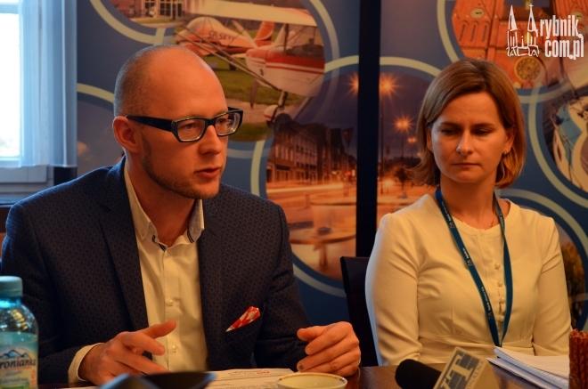 Piotr Masłowski zdradza, że Rybnik jest liderem jeżeli chodzi o zakres wydanych kart seniorów