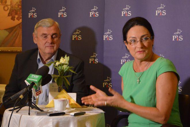 Prezydent Adam Fudali popiera w wyborach do Senatu Izabelę Kloc. W zamian może liczyć na wsparcie PiS