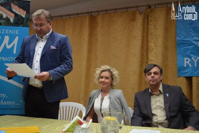Stowarzyszenia Damiana Twardawy i Aleksandra Larysza zawiązują koalicję