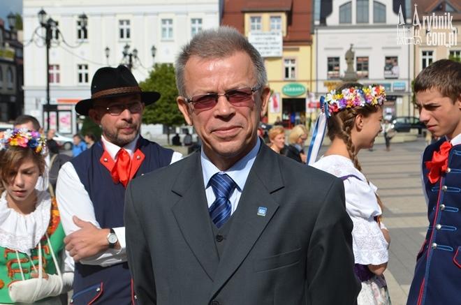 Jan Lubos będzie ubiegał się o fotel prezydenta Rybnika