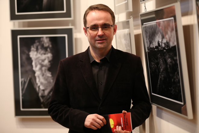 Michał Wojaczek od początku roku jest dyrektorem Teatru Ziemi Rybnickiej