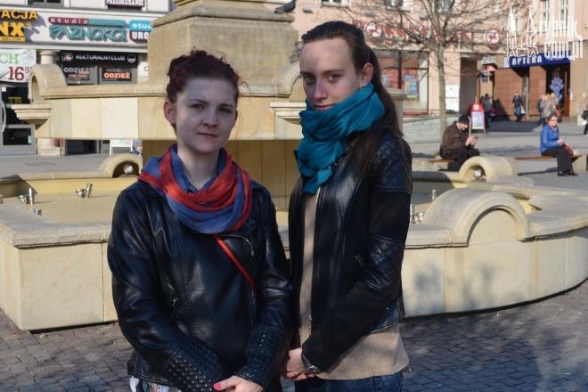 Na zdjęciu: Ewa Łukasik i Katarzyna Tajchman - wychowawczynie dzieci na obozie w Dobie