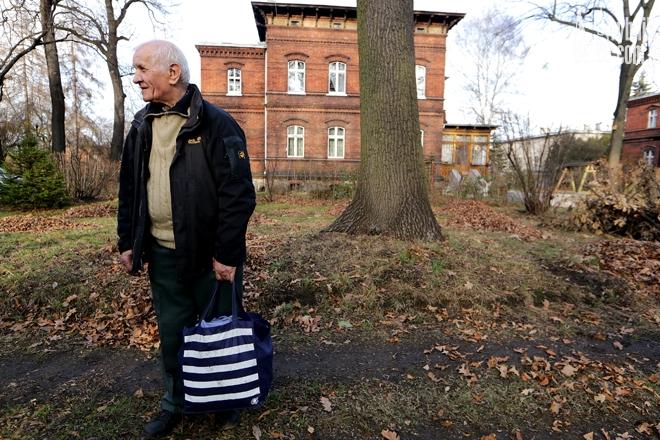 Feliks Meszka wyszedł po 11 latach ze szpitala psychiatrycznego