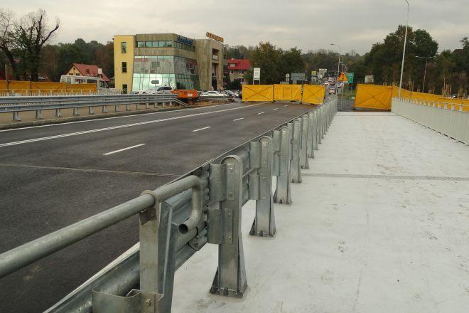 Most nad Nacyną prawie gotowy