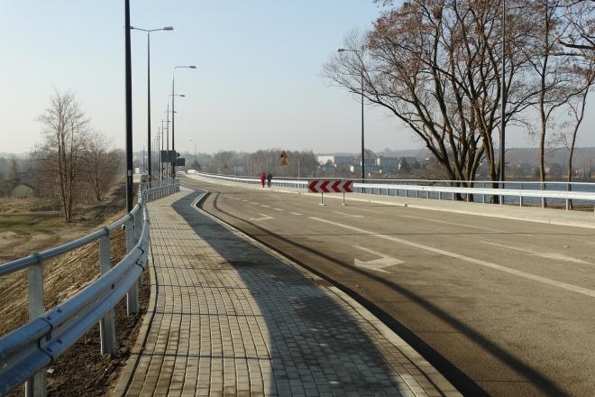 Tak wygląda wyremontowany most na ul. Podmiejskiej