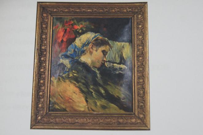 To właśnie ten obraz został sprzedany kolekcjonerce za 70 tys. złotych