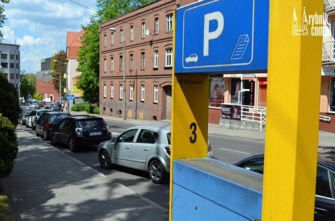 Parkingi takie jak na ul. Chrobrego zdaniem sądu powinny być w sobotę bezpłatne
