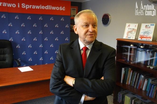 Bolesław Piecha jest spokojny o ''kilometrówki''