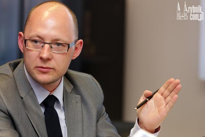 Wiceprezydent Masłowski zachęca do korzystania z generatora wniosków