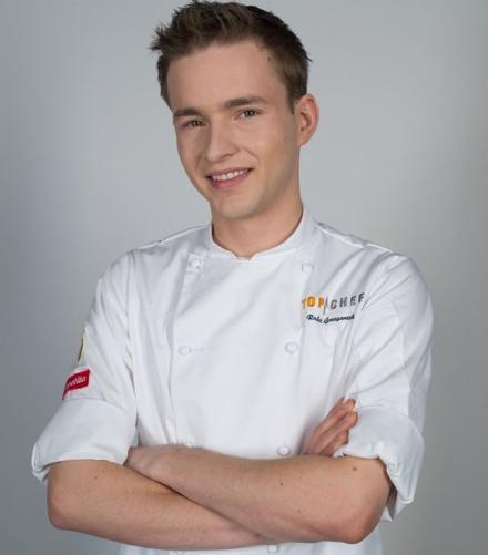 Rafał Grzegorzek ma na swoim koncie wiele nagród kulinarnych