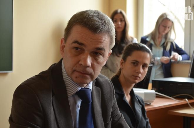 Na zdjęciu: dr inż. Tomasz Zieliński