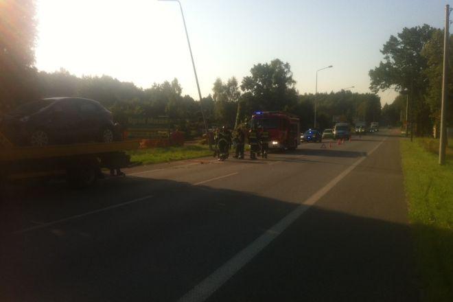 Tragiczny początek weekendu w Rybniku. Nie żyje 51-letni pieszy