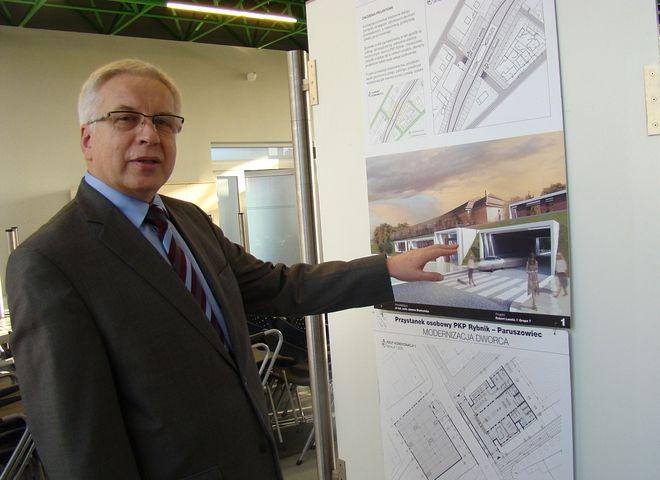 Michał Śmigielski prowadzi w rybnickim oddziale EDF projekty budowlano-inwestycyjne