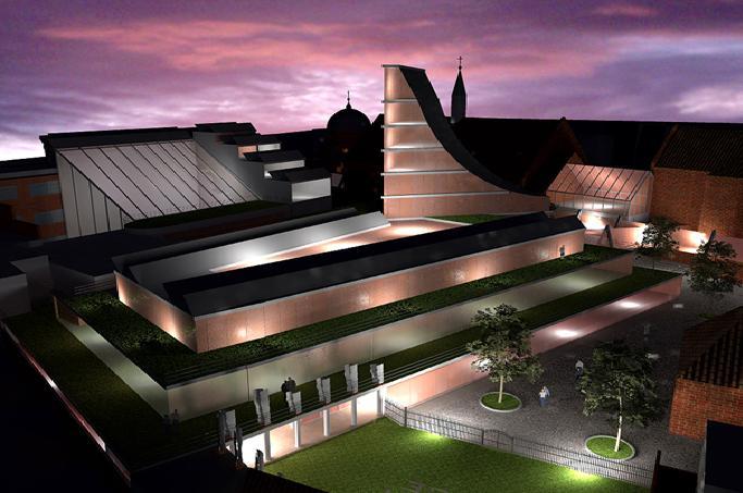 Plany stworzenia na terenie ''Juliusza'' kompleksu akademickiego na razie nie zostaną zrealizowane.