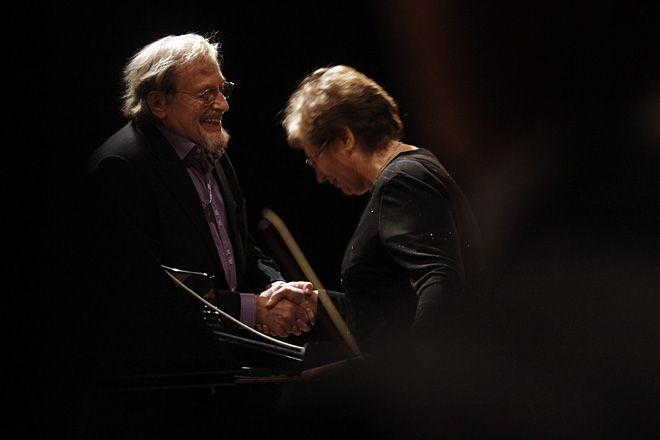 - Koncert Adama Makowicza to wielkie wydarzenie dla miasta - podkreślała dyrektor PSM, Romana Kuczera.