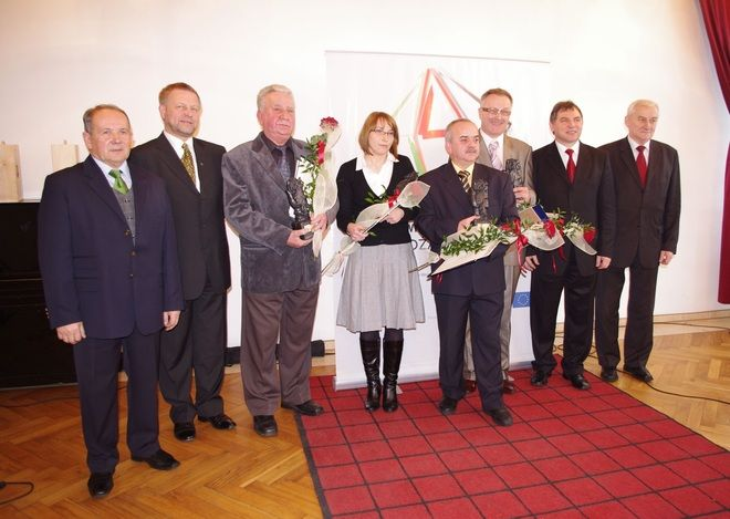 Laureaci Leszczyn 2010