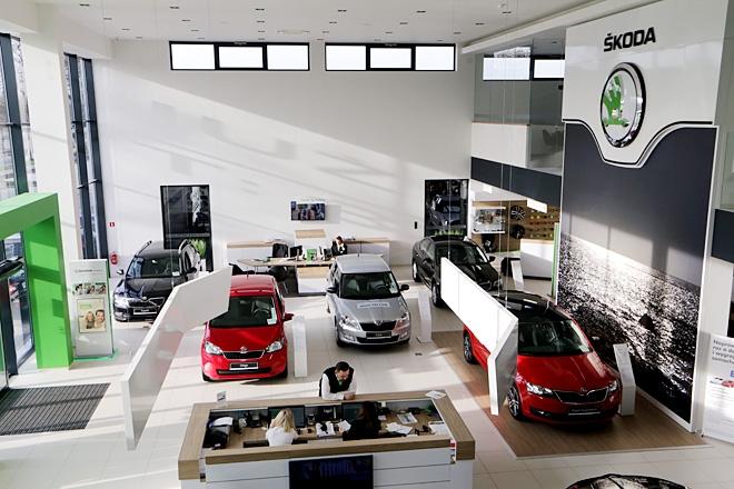Salon Skody Auto Gazda w Rybniku